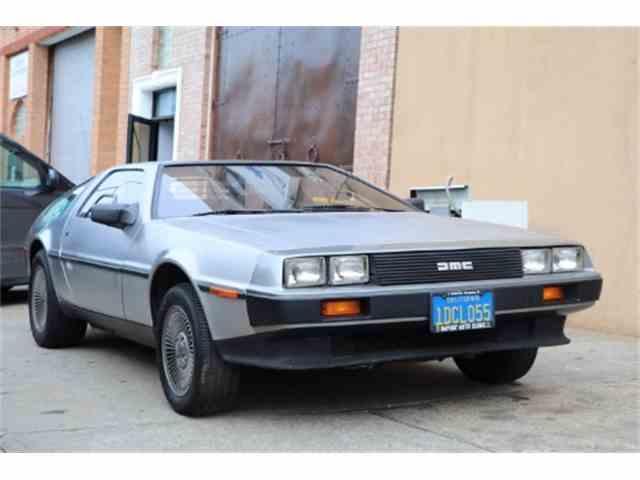 1981 DeLorean DMC-12 | 961832