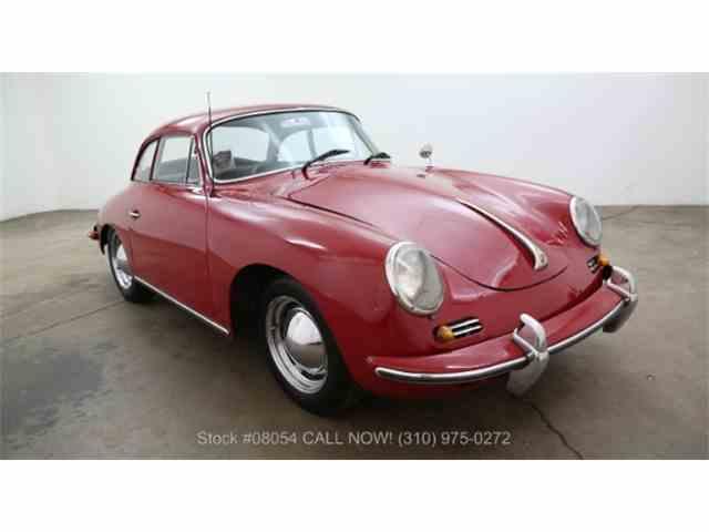 1962 Porsche 356B | 961836