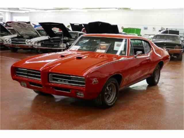 1969 Pontiac GTO | 961844