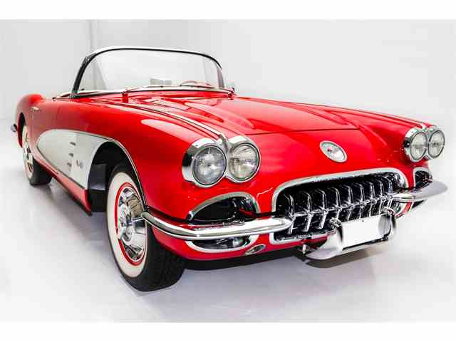 1959 chevrolet corvette for sale on 17 available. Cars Review. Best American Auto & Cars Review