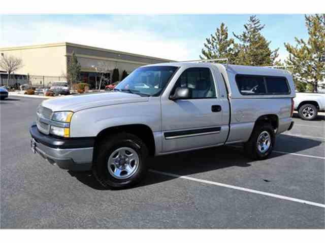 2004 Chevrolet Silverado | 961862