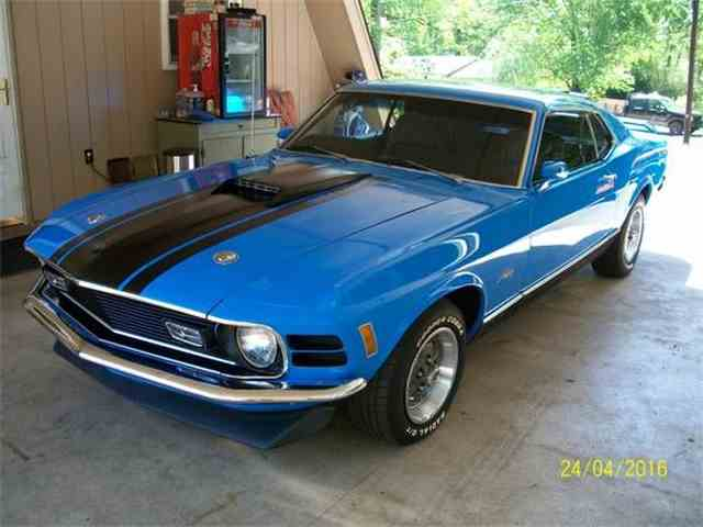 1970 Ford Mustang | 960187