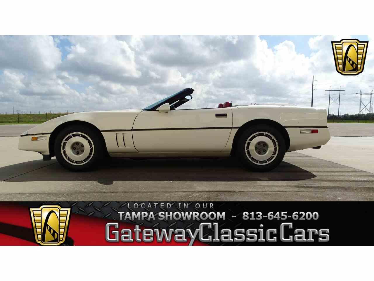 Large Picture of '87 Corvette - KM6M