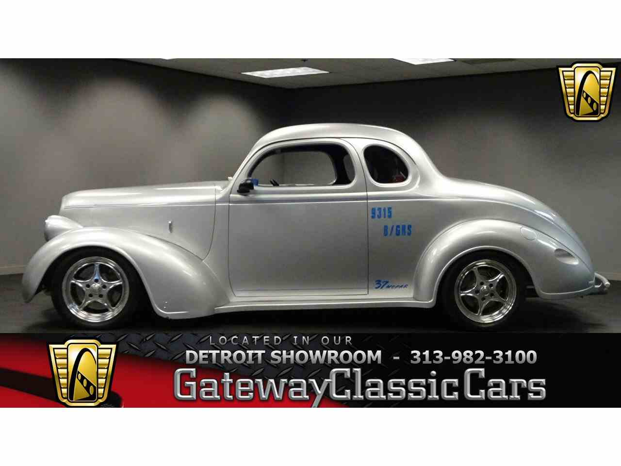 1937 Plymouth Coupe for Sale - CC-961877