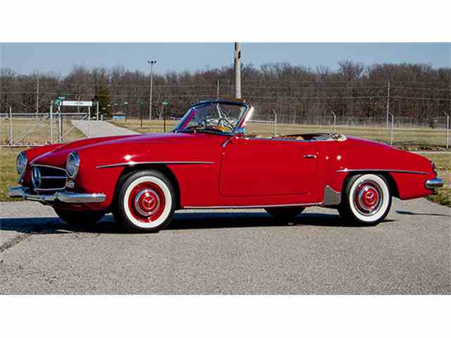 1962 Mercedes-Benz 190   961882
