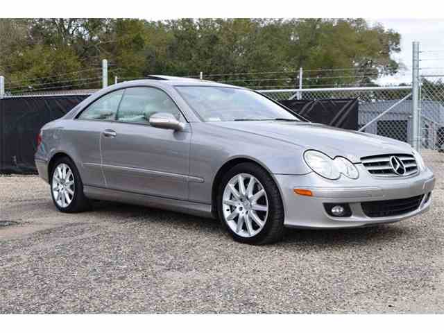 2007 Mercedes-Benz CLK | 961884