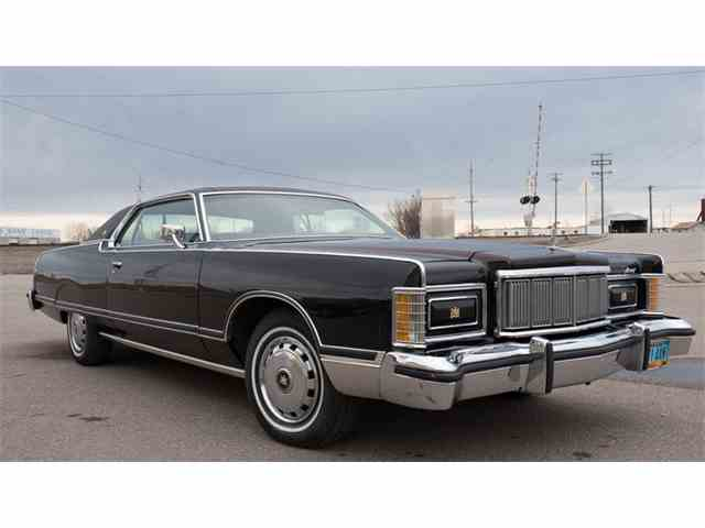 1978 Mercury Grand Marquee | 961886
