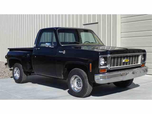 1973 Chevrolet C/K 10 | 961887