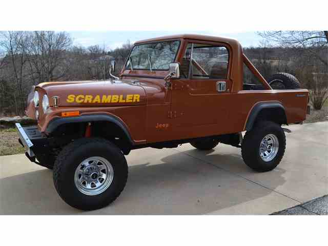 1983 Jeep CJ8 Scrambler | 961891