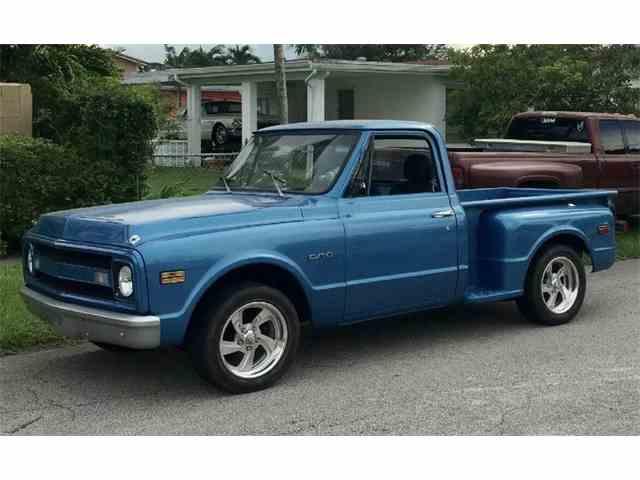 1969 Chevrolet C/K 10 | 961894