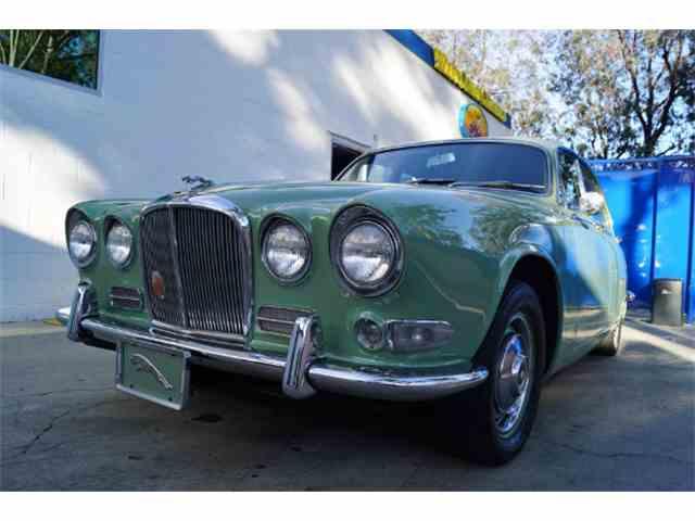 1967 Jaguar 420 | 961898
