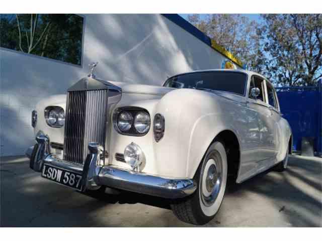 1964 Rolls Royce Silver Cloud III | 961899