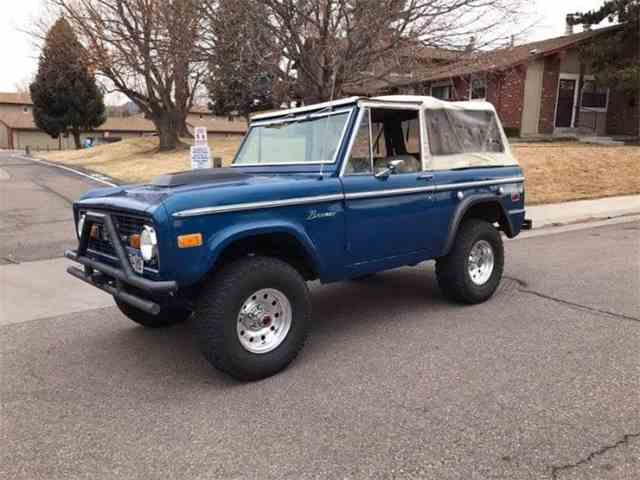 1975 Ford Bronco | 960190