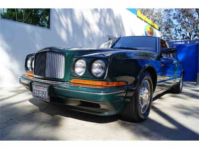 1993 Bentley Continental | 961900
