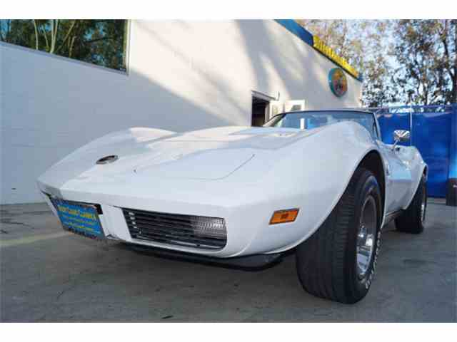1973 Chevrolet Corvette | 961901