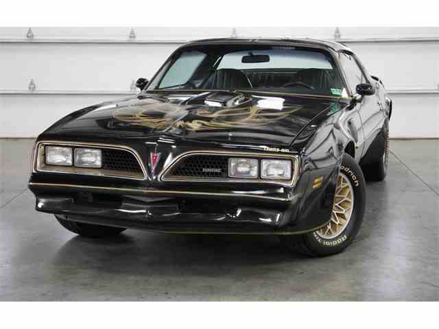 1977 Pontiac Firebird Trans Am | 961905