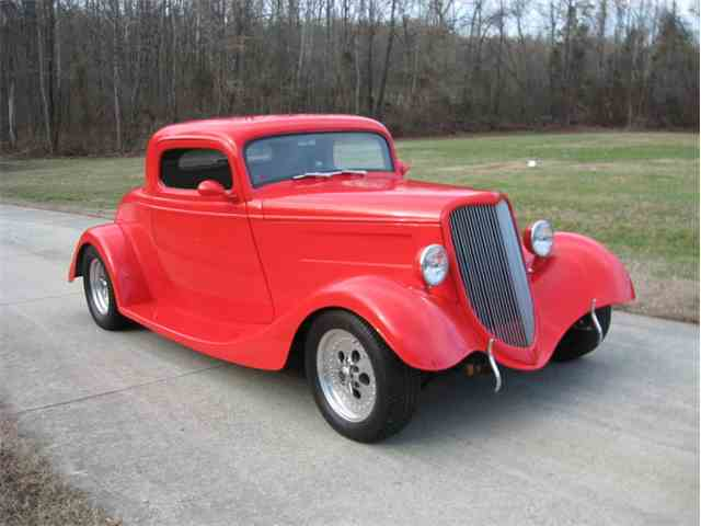 1934 Ford 40 3 Window Coupe | 961906