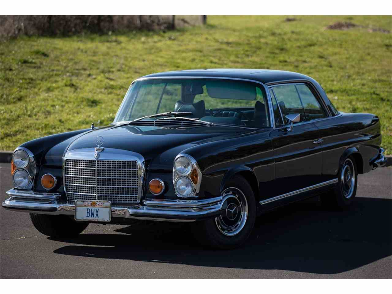 1971 mercedes benz 280se for sale cc for Benz mercedes for sale