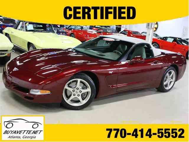2003 Chevrolet Corvette | 960193