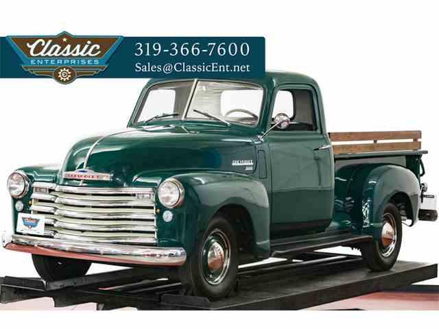 1950 Chevrolet 1-1/2 Ton Pickup | 960194