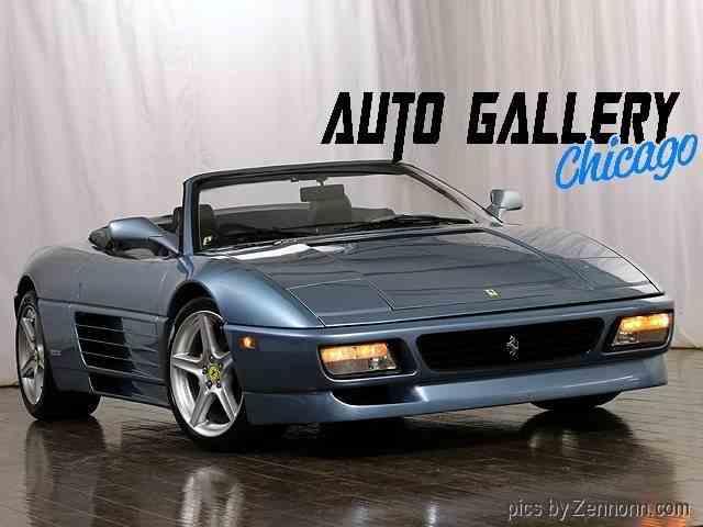 1994 Ferrari 348 Spider   961955