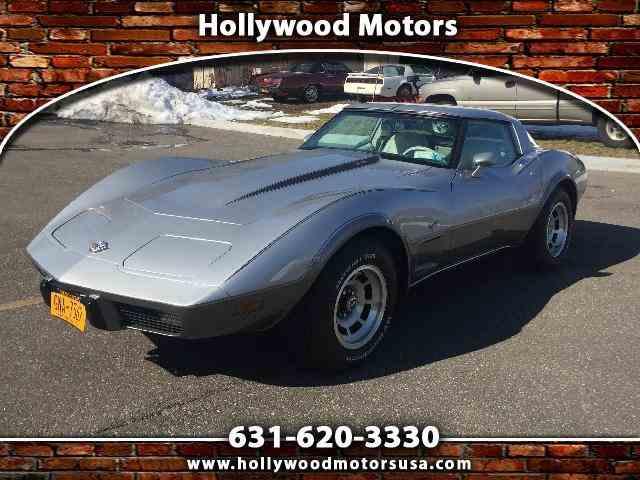 1978 Chevrolet Corvette   960196