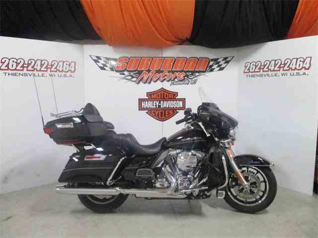 2016 Harley-Davidson® FLHTK - Ultra Limited | 961997
