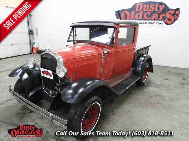 1931 Ford Model A | 962019