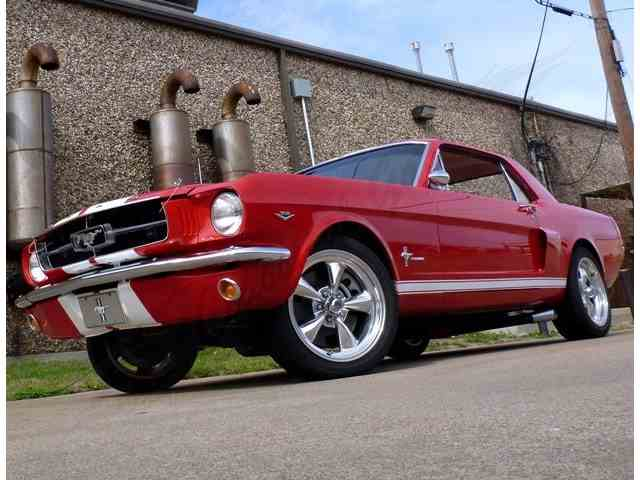 1965 Ford Mustang | 960202