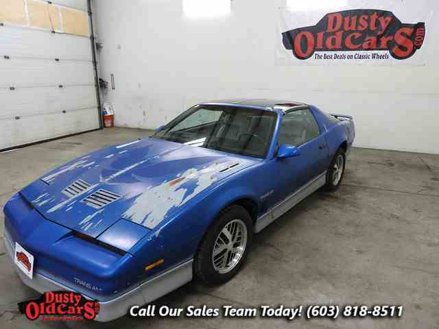 1985 Pontiac Firebird Trans Am | 962032