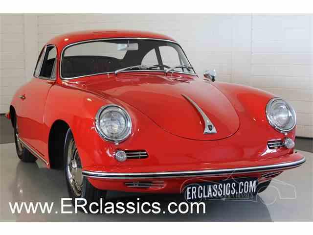 1960 Porsche 356B | 962045