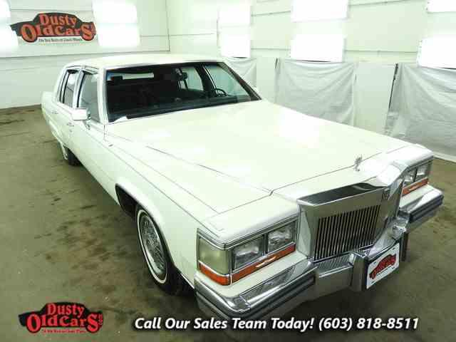 1986 Cadillac Fleetwood | 962072