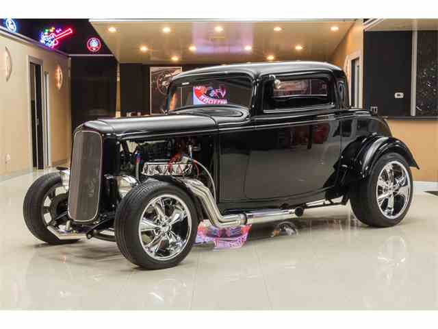 1932 Ford 3-Window Coupe Street Rod | 960208