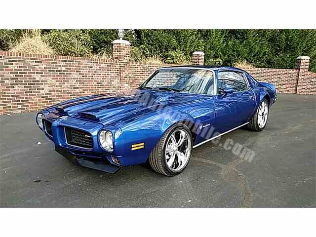 1973 Pontiac Firebird | 960209