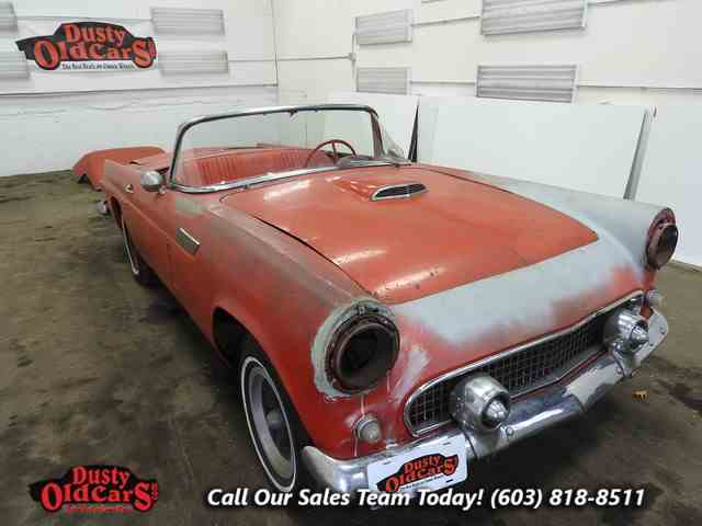 1956 Ford Thunderbird | 962091