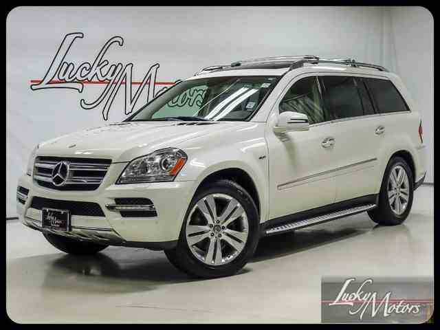 2012 Mercedes-Benz GL450 | 962097