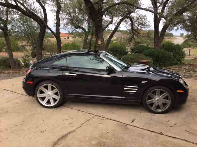 2004 Chrysler Crossfire | 960021
