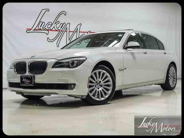 2011 BMW 7 Series | 962106