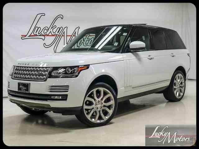 2015 Land Rover Range Rover | 962117
