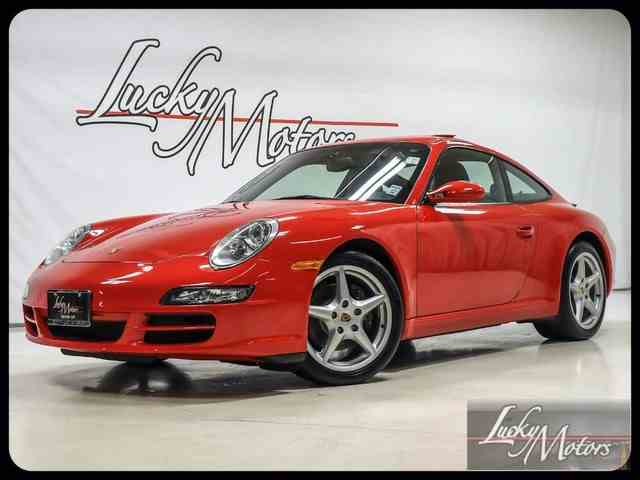 2005 Porsche 911 | 962124