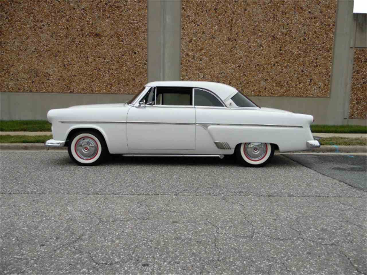 1954 Ford Crown Victoria For Sale Classiccars Com Cc