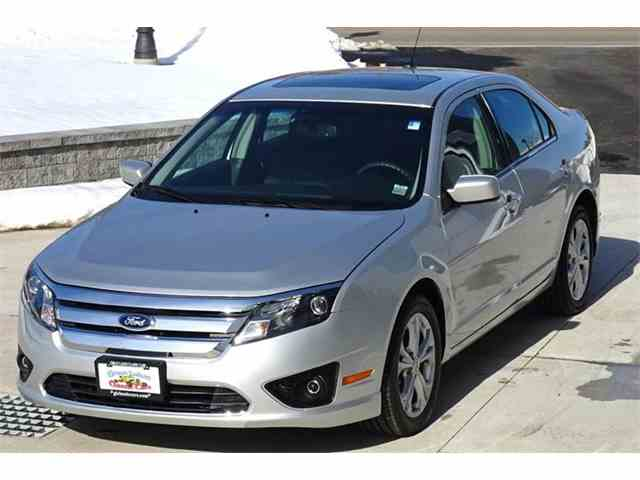 2012 Ford Fusion | 962144