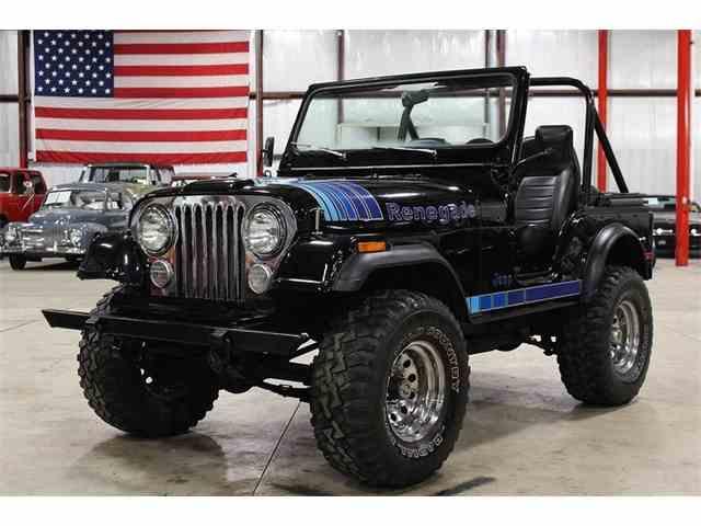 1980 Jeep CJ5 | 960215