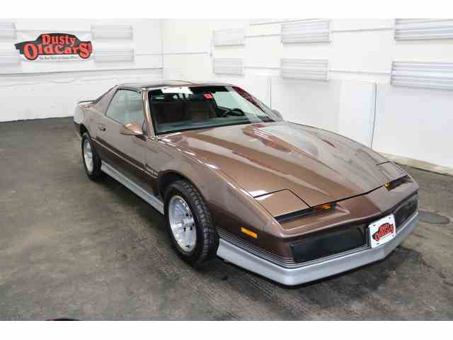 1984 Pontiac Firebird Trans Am | 962151