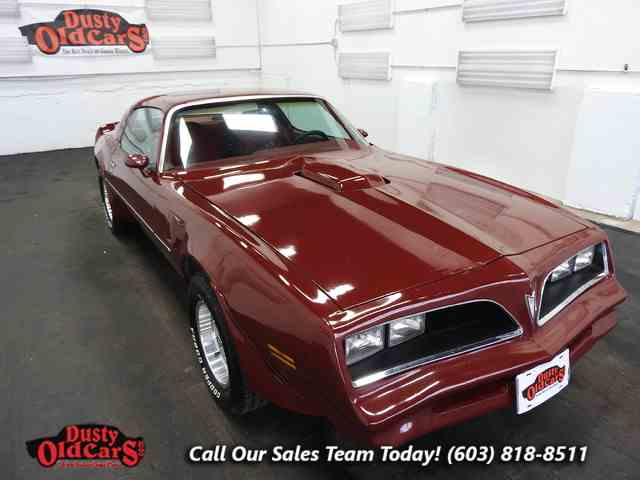 1978 Pontiac Firebird Trans Am | 962152
