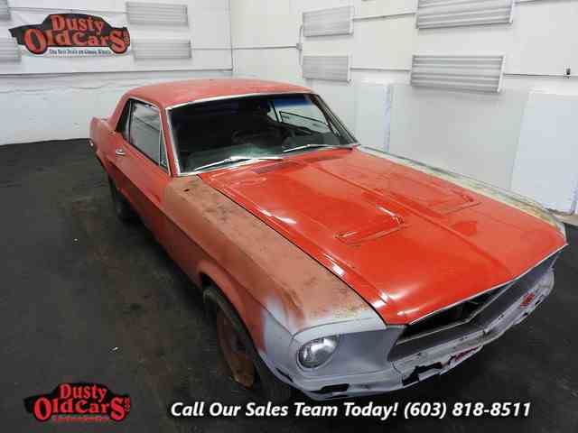 1968 Ford Mustang | 962155