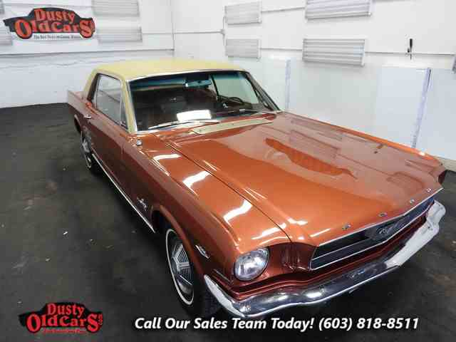 1966 Ford Mustang | 962159