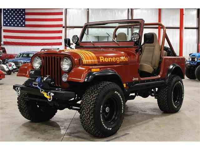 1979 Jeep CJ7 | 960216