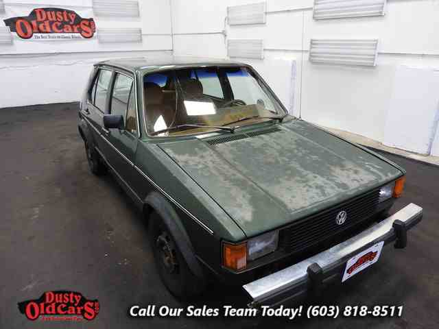 1982 Volkswagen Rabbit | 962160