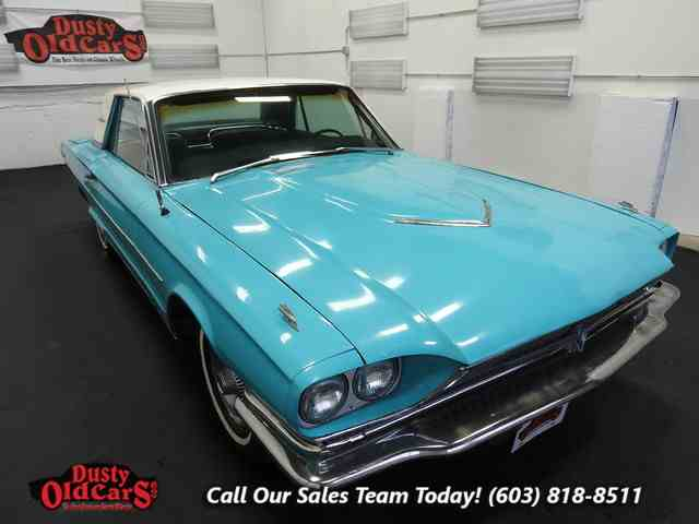 1966 Ford Thunderbird | 962172